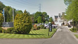 Macdonald Inchrya Hotel and Spa in Falkirk