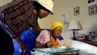 Susannah Mushatt Jones, last US woman born in 19th Century, dies