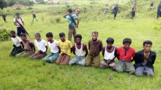 Pria Rohingya