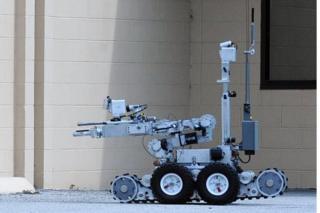 Remotec Andros F-6A bomb-disposal robot