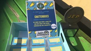 Chatterbox box