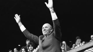 Manchester United: Sir Matt Busby film tells 'one of the great football stories'