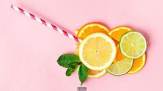 jus buah segar