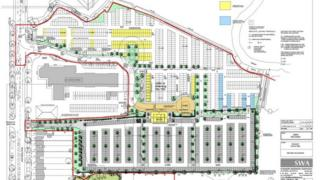 Plan for Seacourt Park and Ride expansion