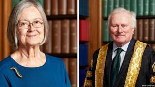 Lady Hale and Lord Kerr
