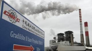 چین کے تعاون سے بننے والا کوئلے کا بجلی گھر