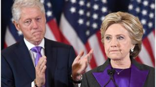 Клінтон визнає поразку на президентських виборах