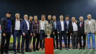 Osvajači Kupa šampiona