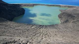 Isla Hunga Tonga Hunga Ha'apai Foto: Gianpiero Orbassano