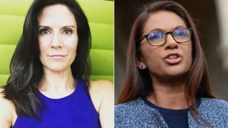 Gina Miller, the sports broadcaster, and Gina Miller, the lead claimant in the Brexit case