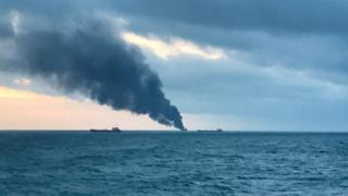 yanan gemiler