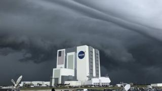 , Nasa SpaceX launch: Big day called off because of weather