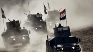 القوات العراقية تسيطر على الجسر القديم في الموصل