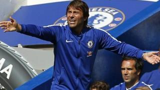 Tababaraha kooxda Chelsea, Antonio Conte