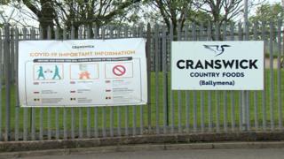 Cranswick sign