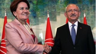 Akşener ve Kılıçdaroğlu