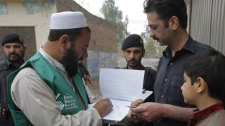 पाकिस्तान जनगणना