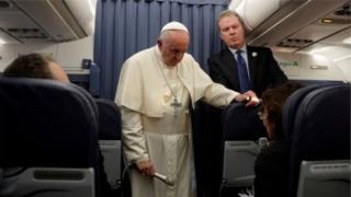Đức Giáo Hoàng không bình luận gì về lá thư