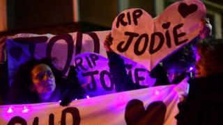 Jodie march