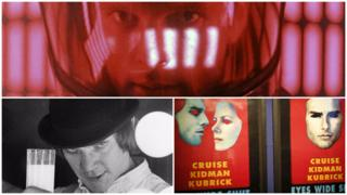 2001: A Space Odyssey, A Clockwork Orange and Eyes Wide Shut - some of the films from the vision of Stanley Kubrick