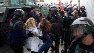 Amazu y'amatora yatewena polisi