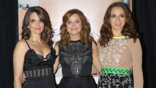 Tina Fey, Amy Poehler and Maya Rudolph