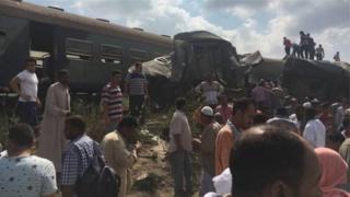 Потяги у Єгипті