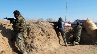 Afghan security forces (December 2015)