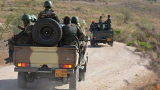 Cameroon army