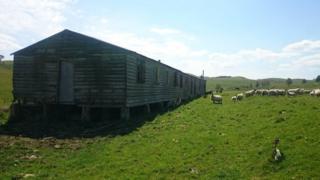 Stobs Camp