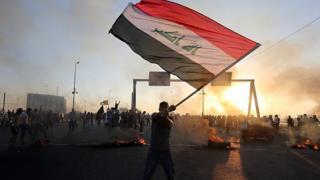 دست کم ۱۸ کشته در اعتراضهای شنبه شب عراق