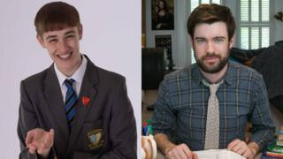 Archie Lyndhurst played a younger version of Jack Whitehall on TV, film and on-stage