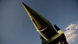 1978年到1993年间前苏联研发的SS-17洲际弹道导弹可以携带10枚核弹头