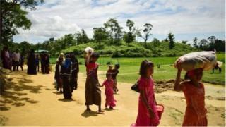 বাংলাদেশ থেকে রোহিঙ্গাদের মিয়ানমারে প্রত্যাবাসনে কিছুদিন আগে দুই দেশের মধ্যে একটি চুক্তি হয়েছে