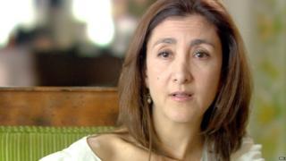 Ingrid Betancourt en entrevista con la BBC
