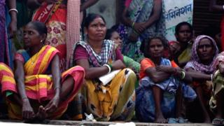 Laborers of jamshedpur