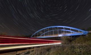 science West Bergholt bridge.