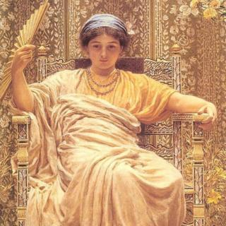 A Revery by Albert Moore
