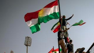 Kurdish rally