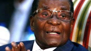 Rais Robert MUgabe ateuliwa kuwa balozi mwema wa fya na shirika la afya duniani WHO