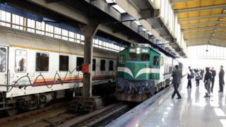 Станция в Тегеране