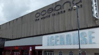 environment The Oceana nightclub site could become hi-tech offices