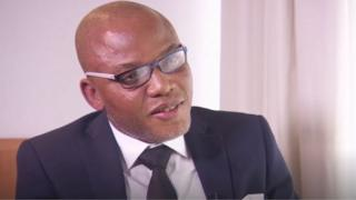 IPOB leader Nnamdi Kanu