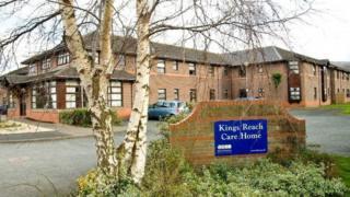 Kings Reach Care home, Ramsey Isle of Man