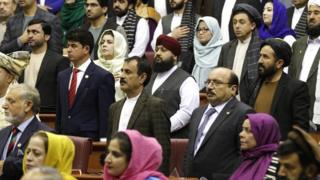 افتتاح پارلمان
