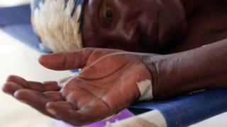 Mutane sun kamu da Cholera a wajen wani taro a Kenya