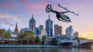 优步计划从2020年试飞空中出租车