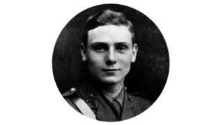 Photo of 2nd Lieutenant Lionel Morris