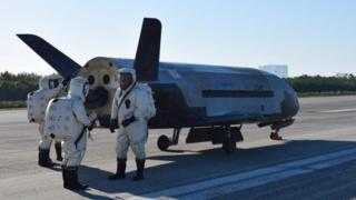 طائرة الفضاء العسكرية الأمريكية السرية