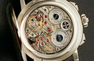 Grande Sonnerie Minute Repeater white gold